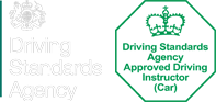 Driving Standards Agency logos